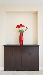 Niche for cabinet modern hall