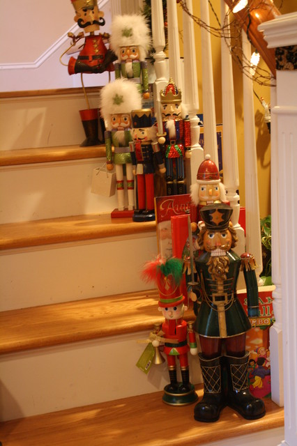Nutcracker Christmas traditional-hall