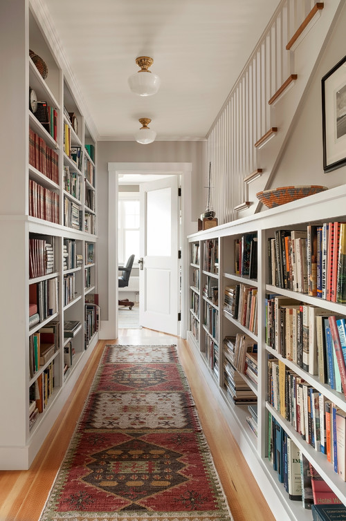 Foyer Ideas Houzz : Hallway decorating ideas town country living