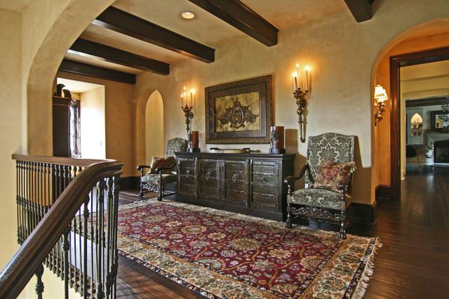 Orono Custom Home traditional-hall