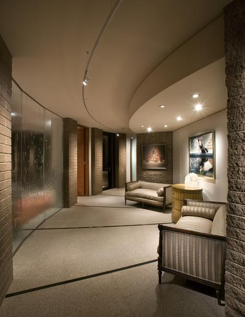 Paradise Valley, Arizona contemporary hall