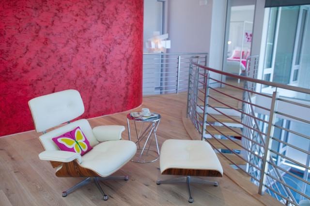 SAN CLEMENTE California Home contemporary-hall