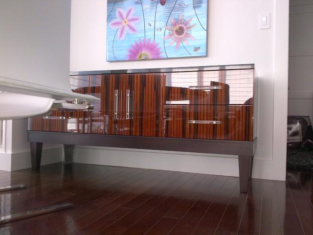 PianoFinish modern-hall