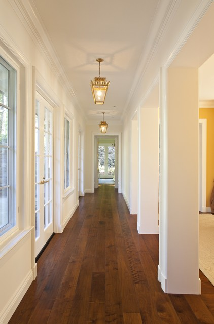 Piedmont Residence traditional-hall