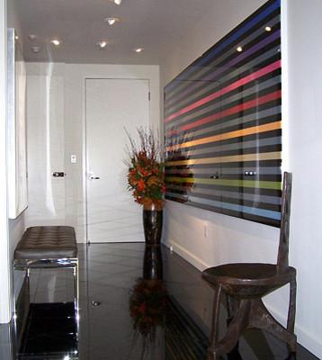 Pierre Senechal Interiors + Design contemporary-hall