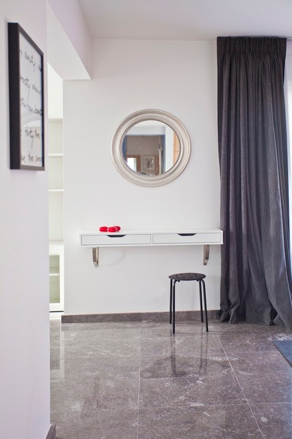 Playing with Ikea - Contemporary - Hall - other metro - by Tanya ...