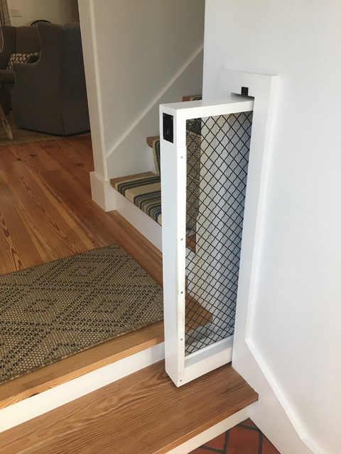 Pocket Dog Gate Open Farmhouse Hall Louisville