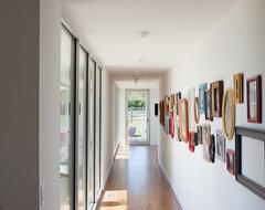 Porch House contemporary-hall