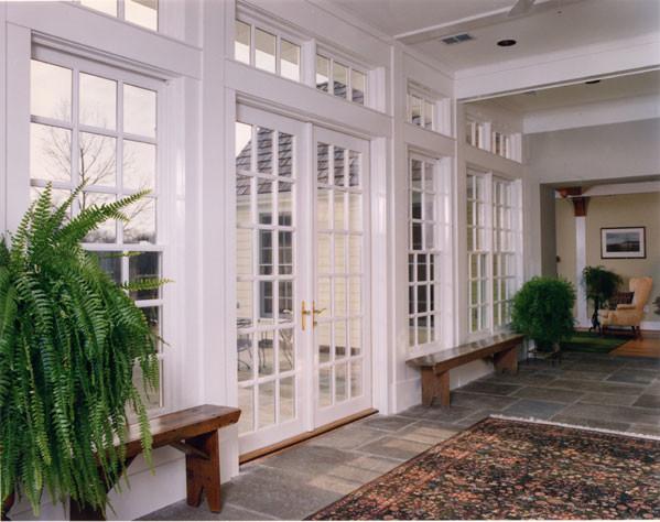 Potomac, MD Addition traditional-hall