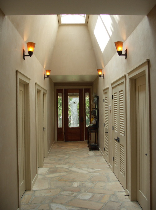 Is the trim and door paint eggshell like the walls or semi - Eggshell paint on walls ...