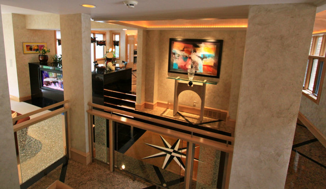 Private Luxury Residence for Sale in Brecksville, Ohio modern-hall