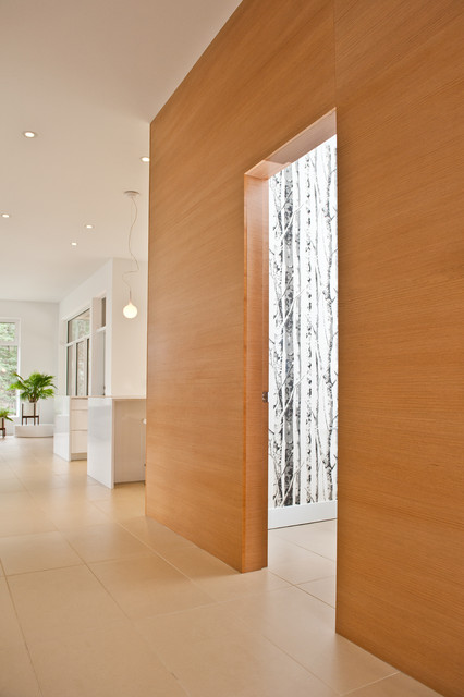 Private Residence modern-hall