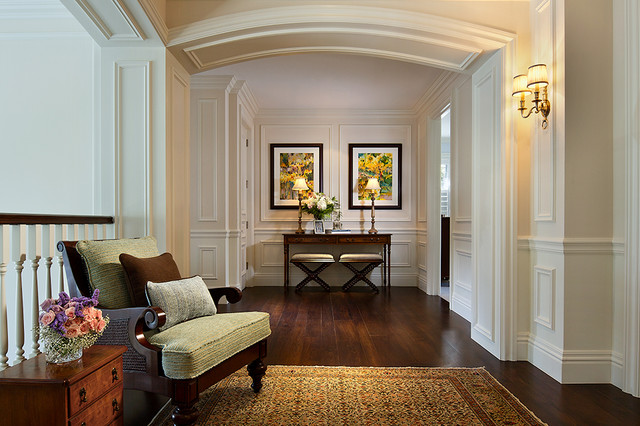 British Interior Design private residence in british colonial style  american traditional