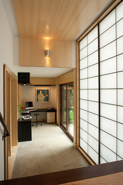Private Residence asian-hall