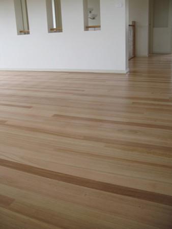 Mirror floor sanding