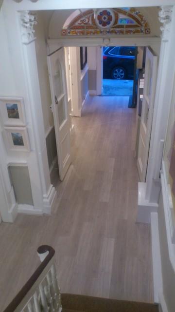 Quick Step Flooring Dublin Ireland Victorian Hallway Landing