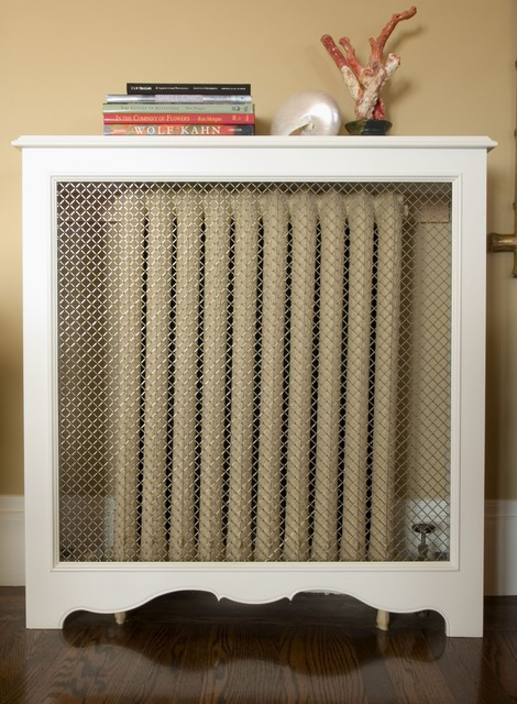 Radiator cabinet traditional-hall