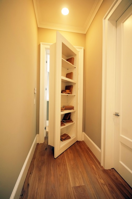 10 Secret Rooms And Hidden Passageways To Store Your Treasures Or Get Away From It All (PHOTOS ...