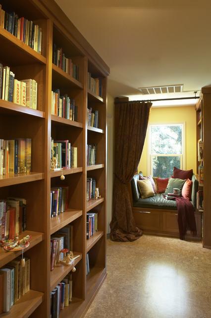Reading Hall traditional-hall