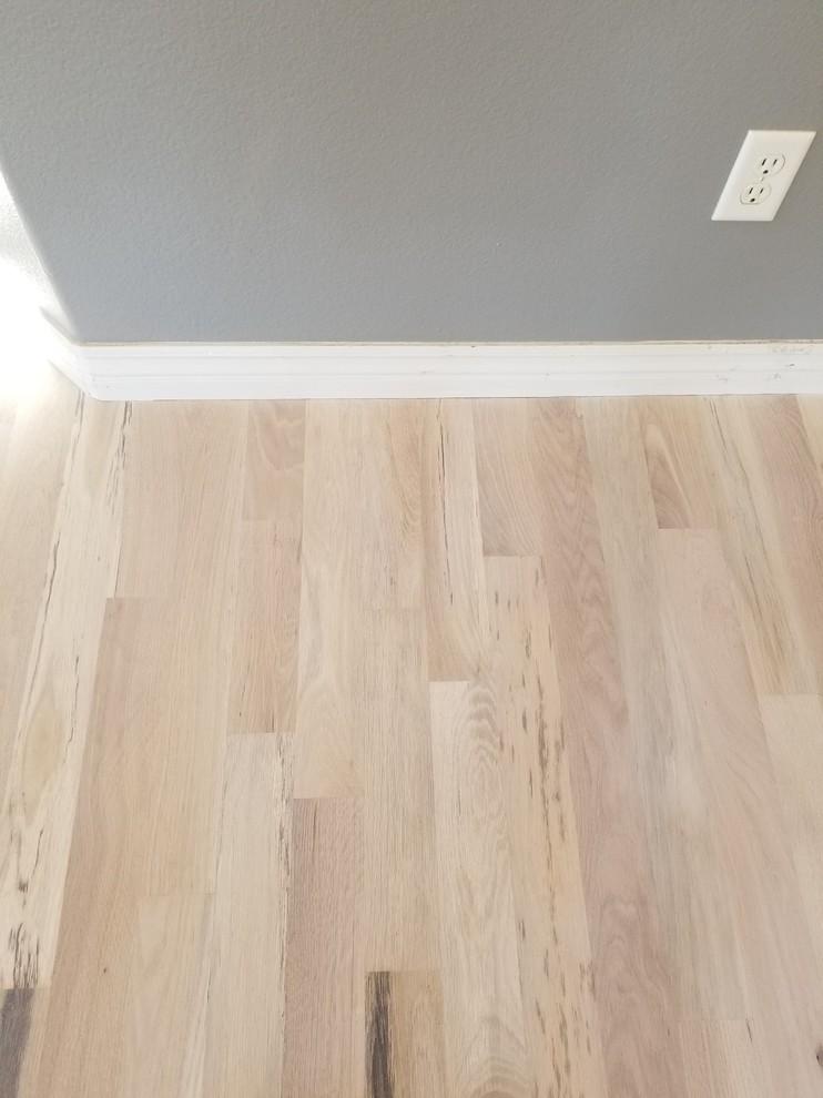Inspiration for a cottage hallway remodel in Boise