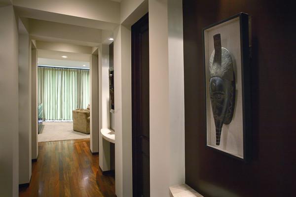 Richens Designs - Architectural contemporary-hall