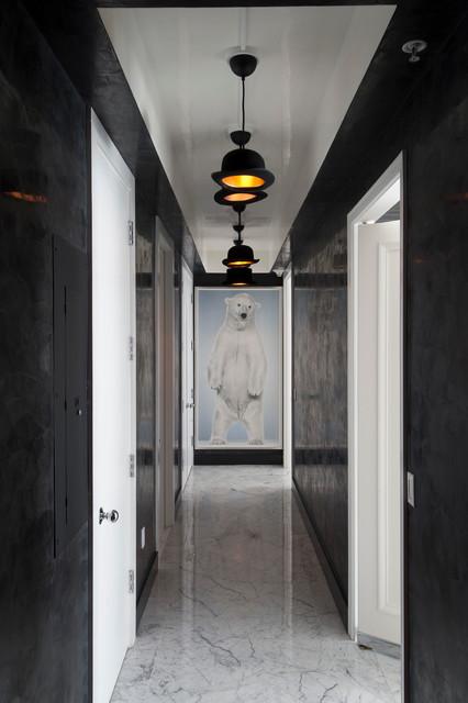 Ritz Residence Boston contemporary-hall