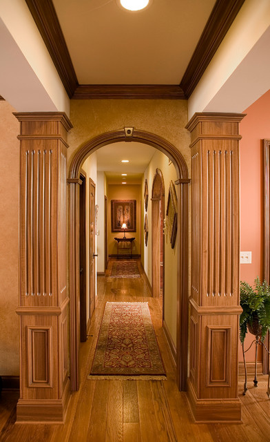 Rosemary Residence traditional-hall
