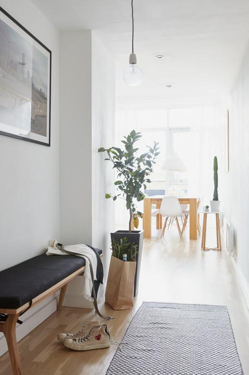 11 Trucos Para Decorar Tu Casa Con Alfombras De Pasillo