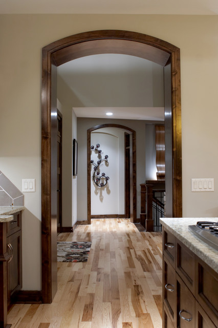 Showcase Home Eclectic Hall Omaha By Advanced
