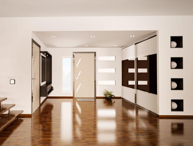 Sliding Wardrobe Doors - Contemporary - Hall - london - by Wardrobe ...
