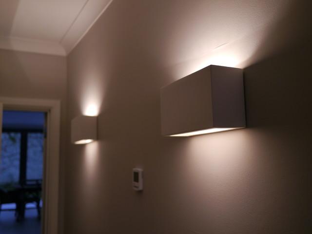 lighting for hallways and landings. Soft Wall Lighting Modern-hallway-and-landing For Hallways And Landings W