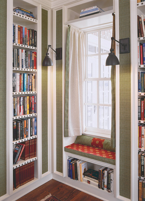 Southern Living Idea House traditional-hall