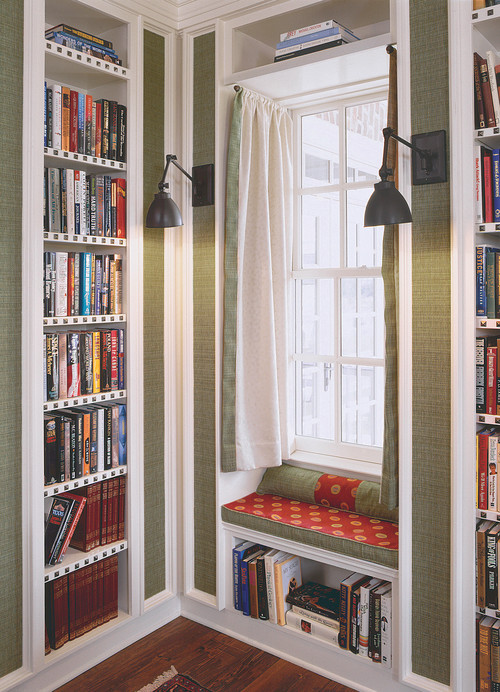 These reading nooks are every book lover's dream