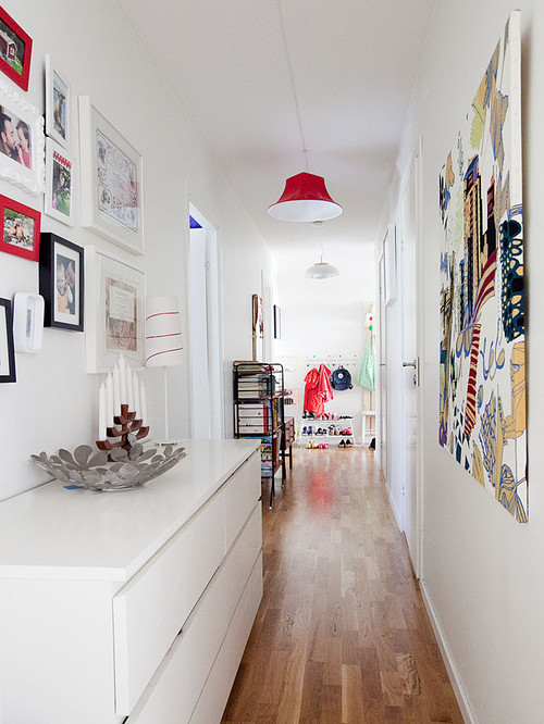 6 Ideas for Making the Most of Your Hallways | Schlage