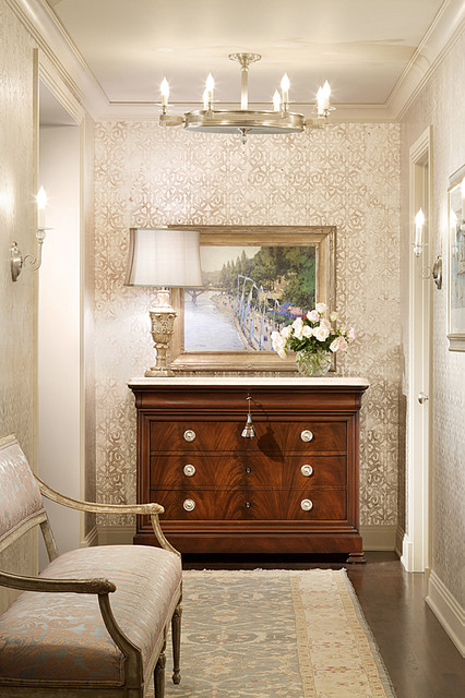 Streeterville Residence traditional-hall