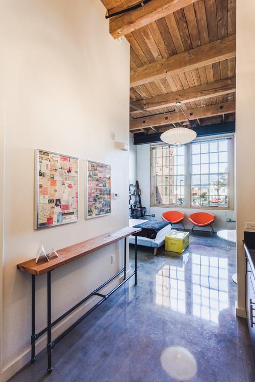 Studio remodeling in Emeryville