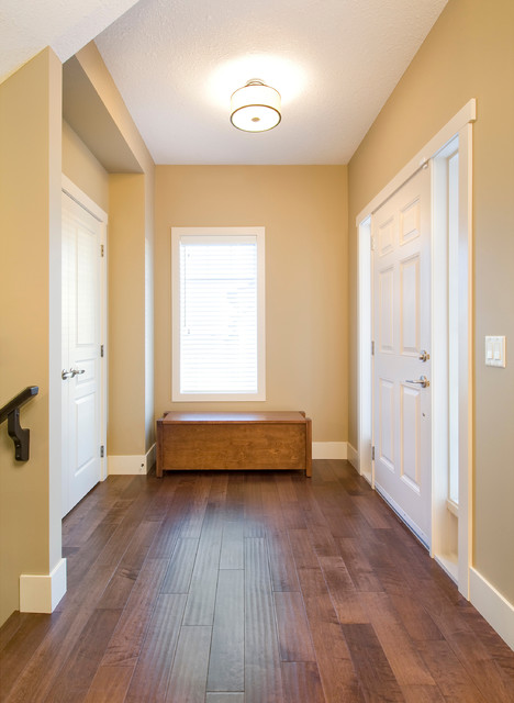 Style Mix traditional-hall