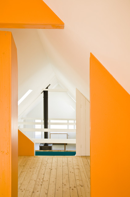 Summerhouse Skåne modern-hall