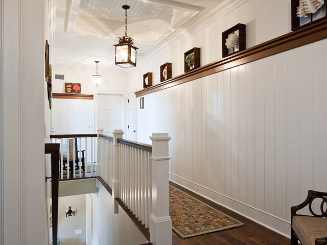 Surf Road Residence beach-style-hall