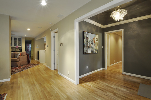 Tarrytown Addition & Renovation modern-hall