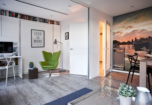 The East London Penthouse Apartment