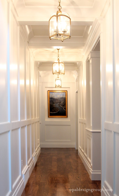 The Legacy House traditional-hall