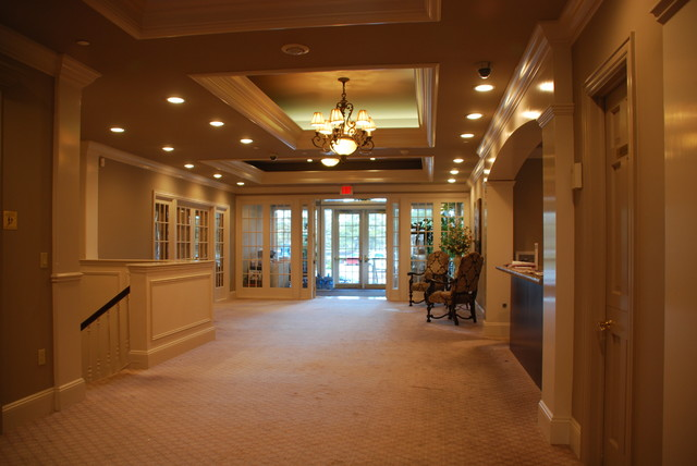 The Links Clubhouse traditional-hall