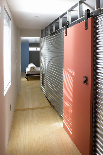Ordinaire Industrial Hall By Brennan + Company Architects. Brennan + Company  Architects. Walls Corrugated Metal ...