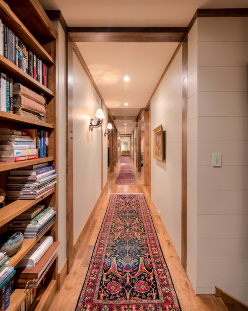 How to improve the feng shui of a long hallway the road to domestication - Mirror in hallway feng shui ...