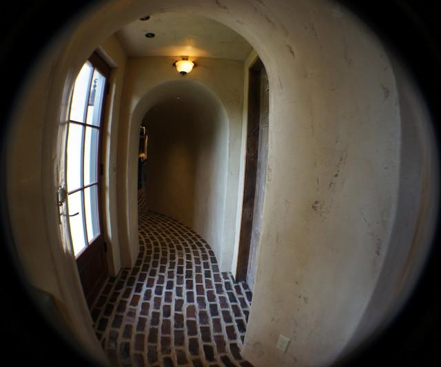 Tinicum Villa mediterranean-hall