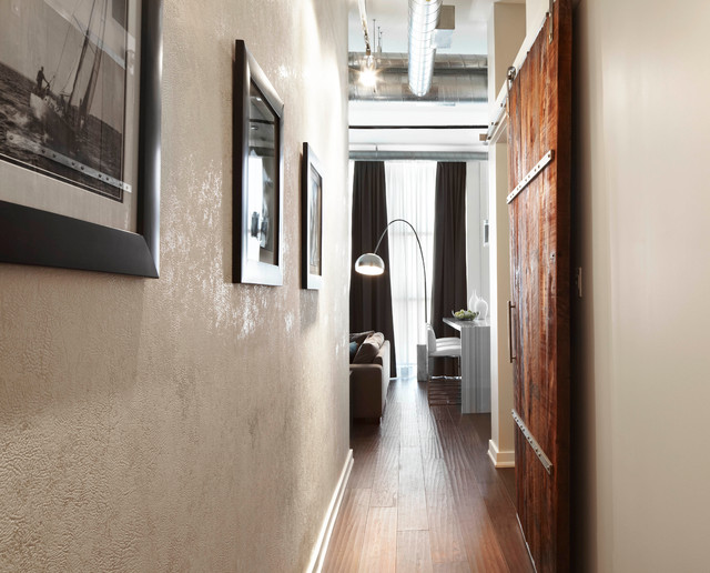 Toy Factory Loft contemporary-hall