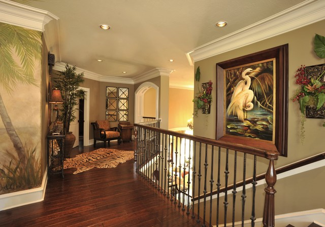 Traditional interior traditional hall houston by for Interior designs hall