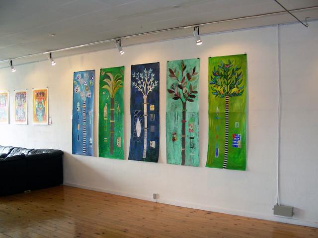 Image Gallery hallway artwork