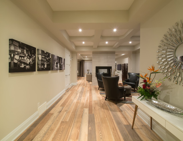 Upper Windermere  Premier - The Modena Show Home contemporary-hall